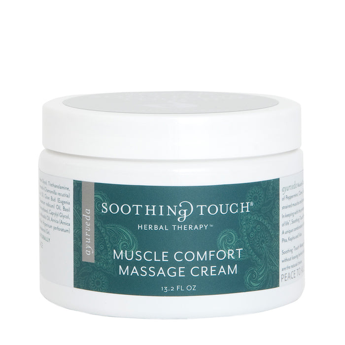 Muscle Comfort Massage Cream - Spa & Bodywork Market