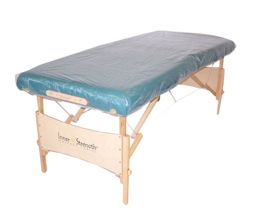 Plastic Massage Table Cover - Fitted