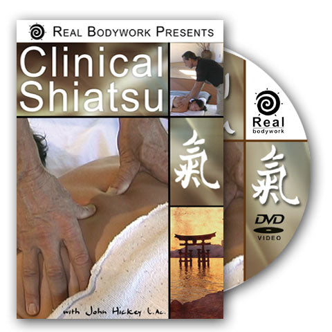 Clinical Shiatsu DVD - Spa & Bodywork Market