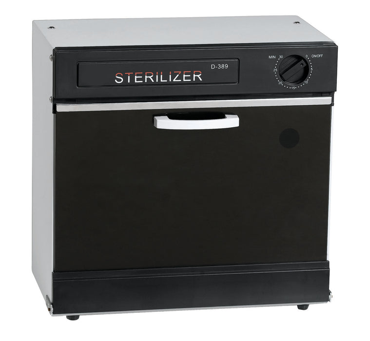 Sterilizer with Timer - Spa & Bodywork Market