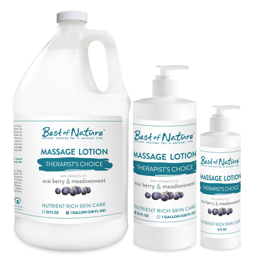 Therapist's Choice Massage Lotion - Spa & Bodywork Market