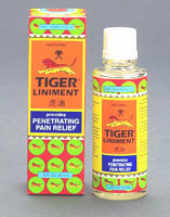 Tiger Balm Pain Relieving Liniment - Spa & Bodywork Market
