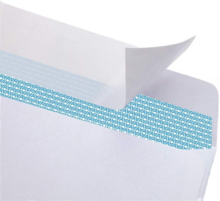 #9 Envelopes - Double Window - SELF-SEAL - Security Tinted - Aimoh