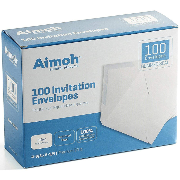 #A2 Envelopes - GUMMED - for Invitations - Greetings - RSVP - Photo - Wedding Announcement Cards