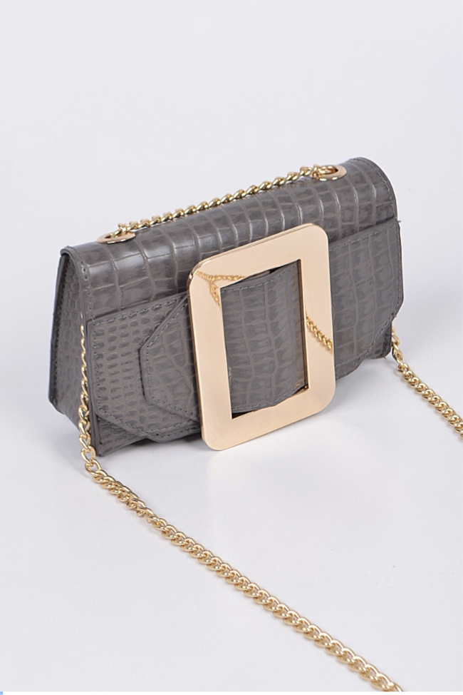 4 Way Snakeskin Bag