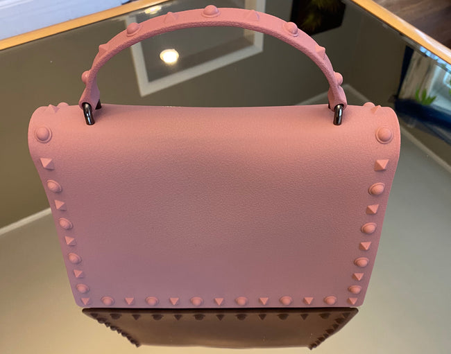 She Studded Jelly Bag