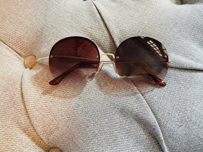 Round for Pound Sunglasses