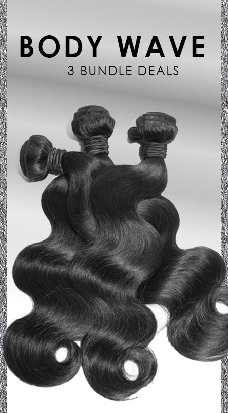 Body Wave Bundle Deals
