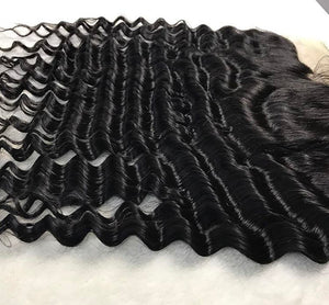 Curly Frontal (13x4)