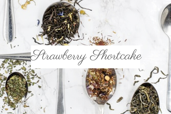Strawberry Shortcake Black Tea