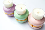 """Teatime in Paris"" Tealight Candle"