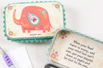 Be Happy Elephant Prayer Box