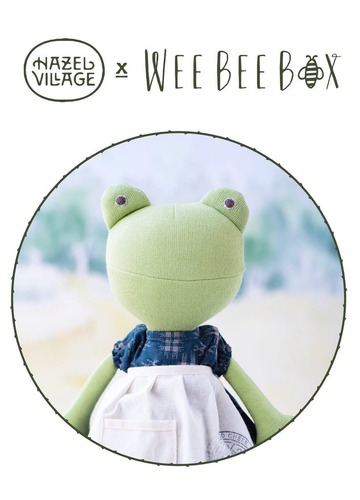 Hazel Village x Wee Bee Box Earth Day Collaboration