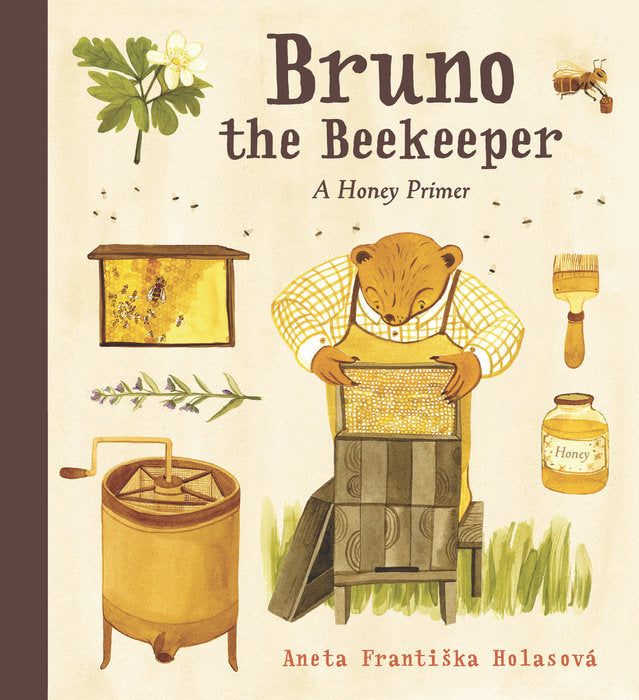 Bruno The Beekeeper