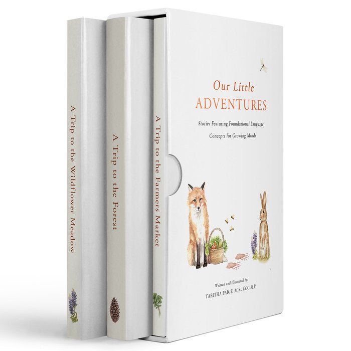 Our Little Adventures Book Set