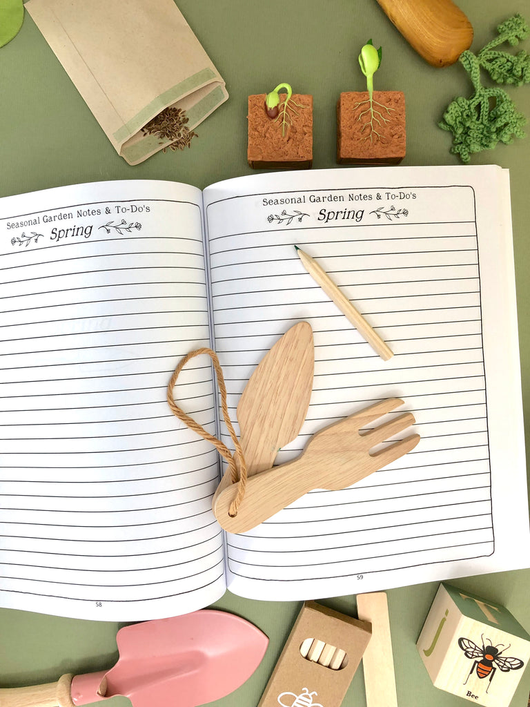 Kid's Garden Journal
