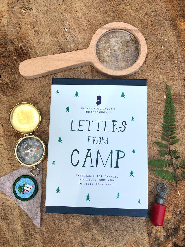 Letters from Camp Writing Set