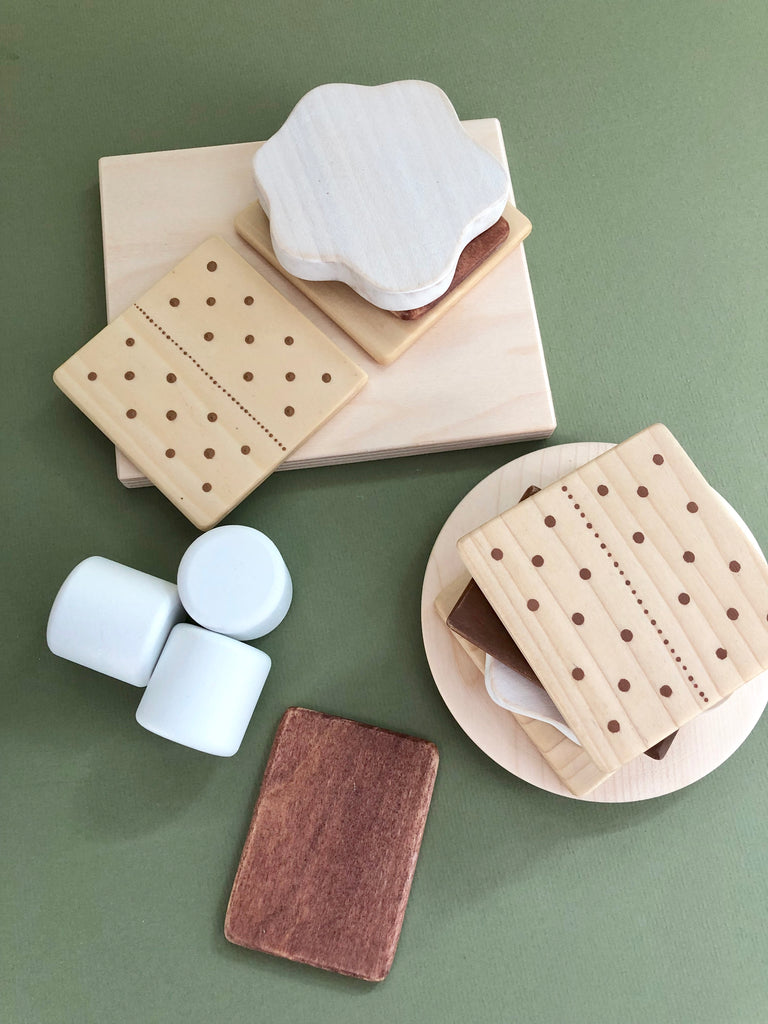 S'mores Play Food Set