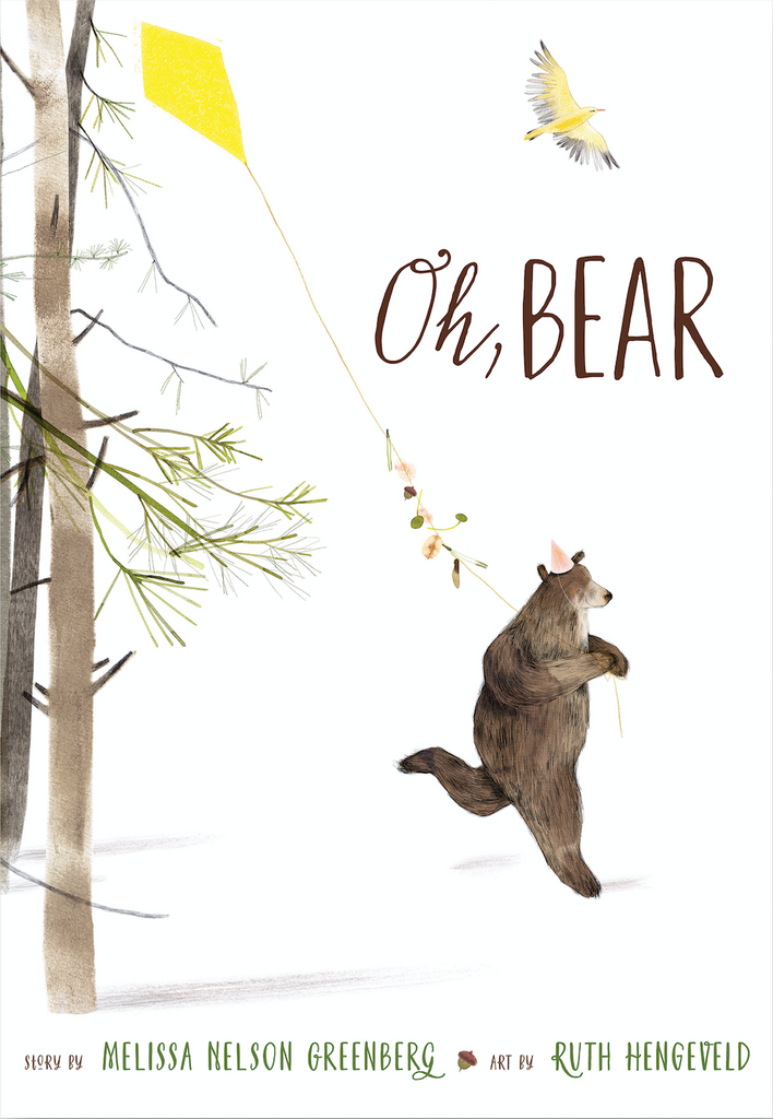 Oh, Bear (author signed edition)