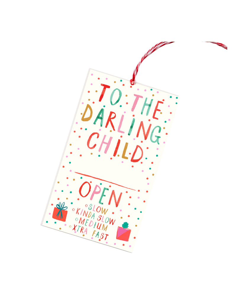 Christmas Gift Tags - FINAL SALE - NO RETURNS