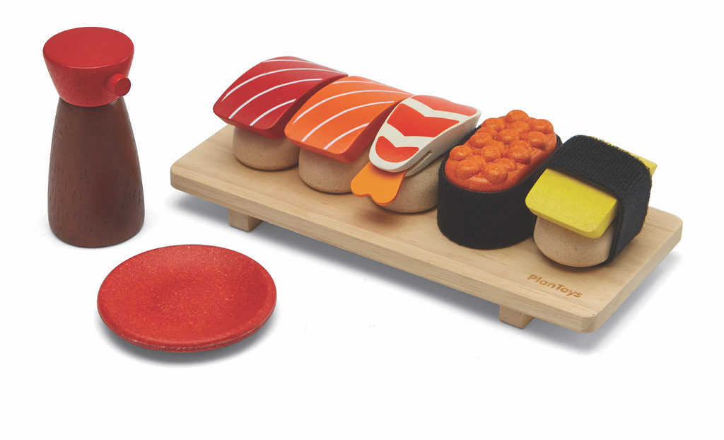 Sushi Play Food Set