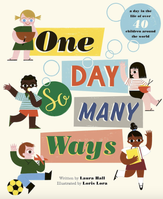 One Day So Many Ways Book