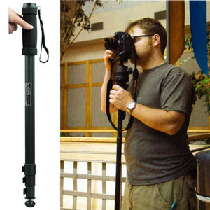 "Weifeng WT1003 Alloy Monopod Lightweight 67"" Camera Monopod WT-1003 For Canon Eos Nikon DSLR camera with bag - Global Best Retail"