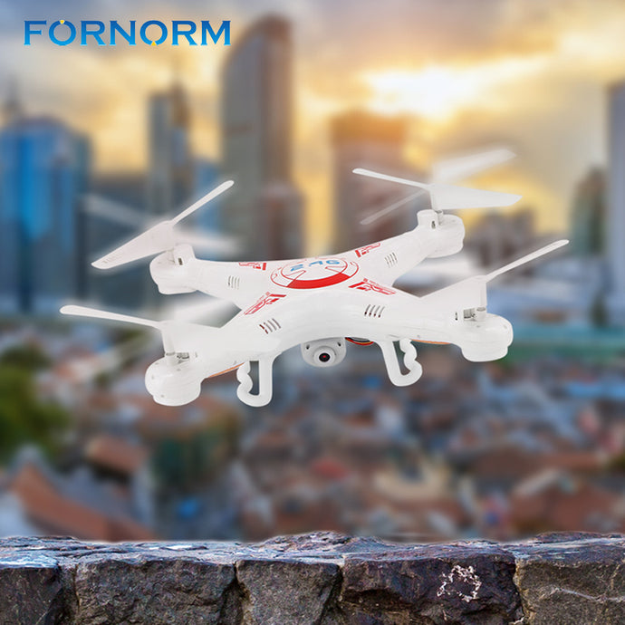 FORNORM X5C-1 Quadcopter with HD cameras 2.4G 4CH 6-Axis Gyro RC Quadcopter With 0.2MP HD Camera 8G Memory Card And Card Reader - Global Best Retail