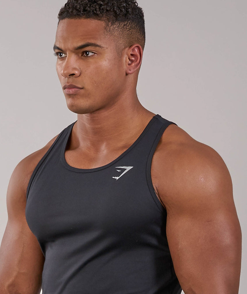 Gymshark Ability Tank - Black 6
