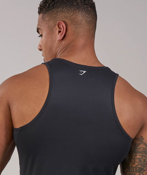 Gymshark Ability Tank - Black 4