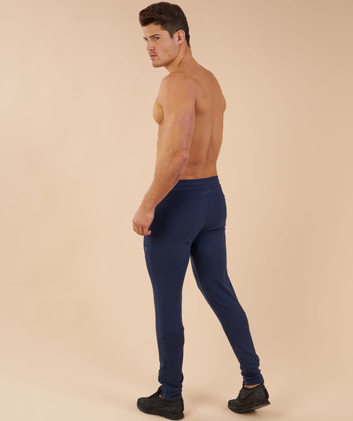 Gymshark Fit Tapered Bottoms - Sapphire Blue 2