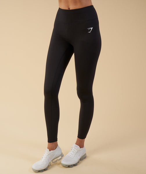 Gymshark Dreamy Leggings - Black 4