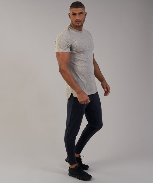 Gymshark Heather T-Shirt - Chestnut Marl 3