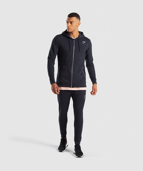 Gymshark Adapt Bottoms - Black Marl 2
