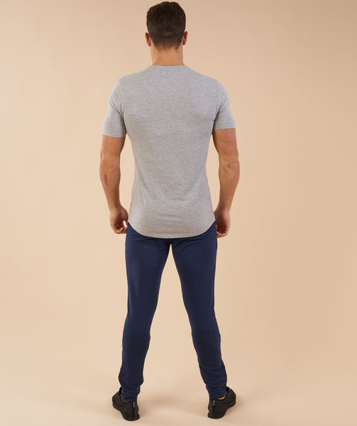 Gymshark Ark T-Shirt - Light Grey Marl 4