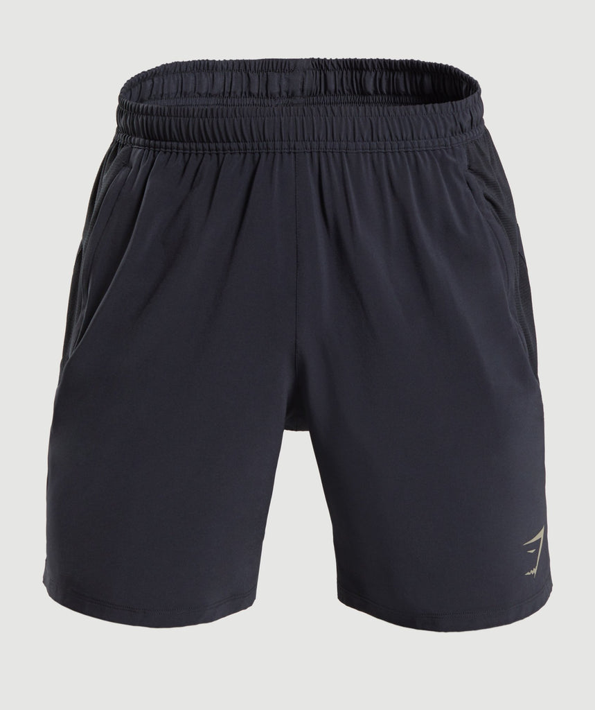 Gymshark Contemporary Shorts - Black 1