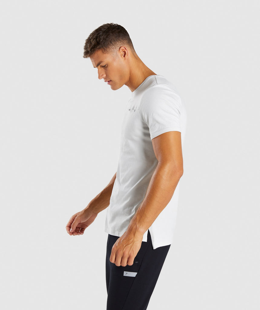 Gymshark City T-Shirt - Wolf Grey 2