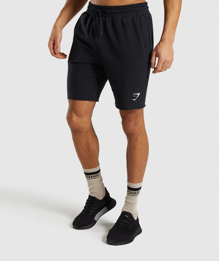Gymshark Critical Shorts - Black 1