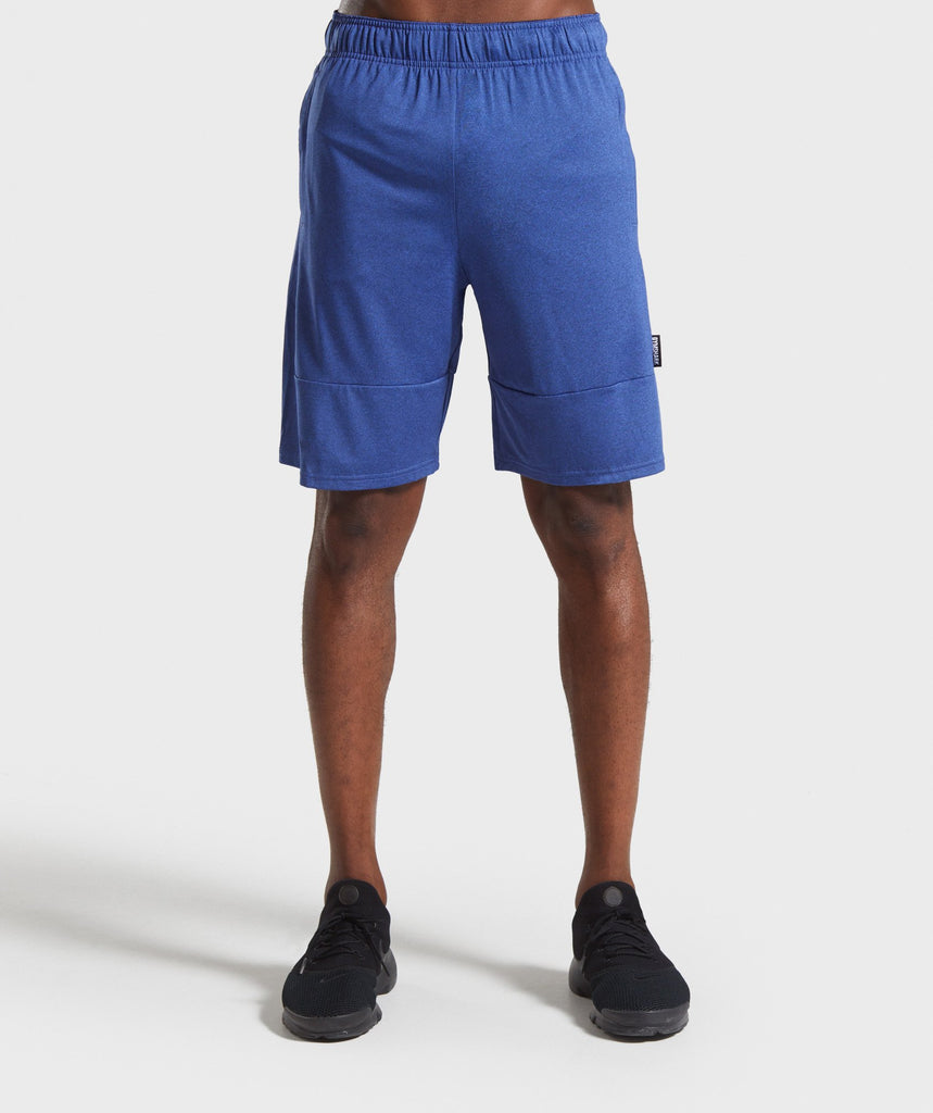 Gymshark Element Shorts - Blue 1