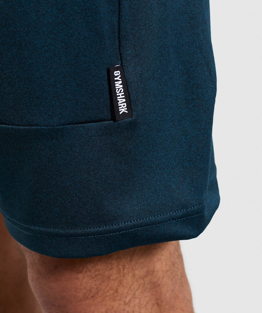 Gymshark Element Shorts - Teal 5