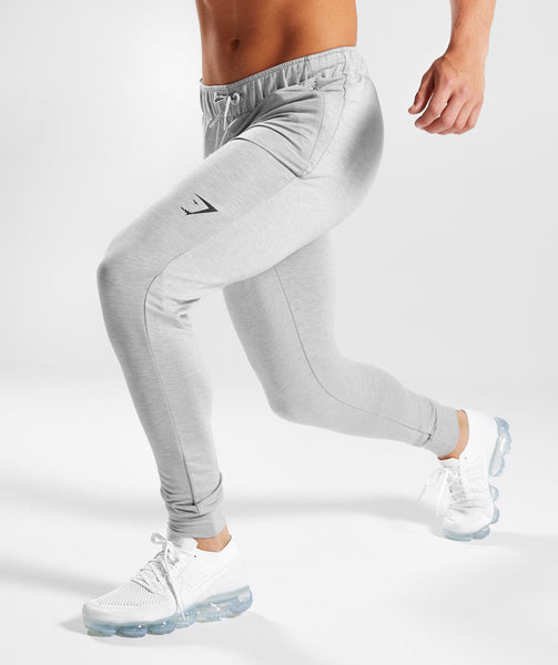 Gymshark Enlighten Bottoms - Light Grey 4