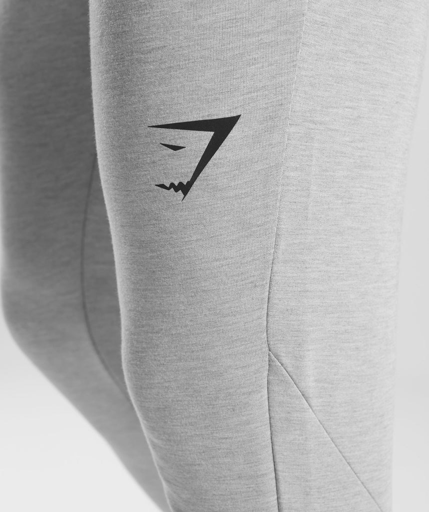 Gymshark Enlighten Bottoms - Light Grey 6