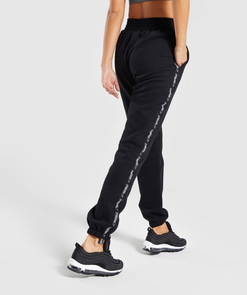 Gymshark Everyday Jogger - Black 1