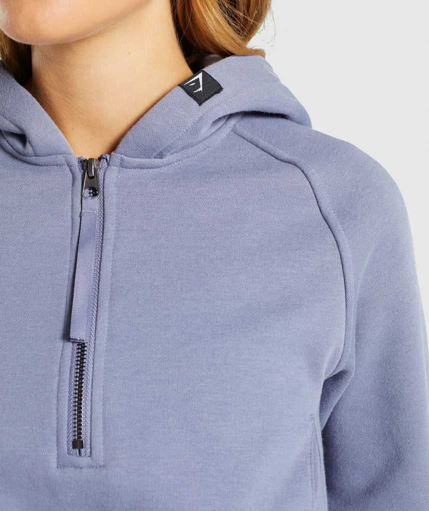 Gymshark Everyday Pullover - Steel Blue 5