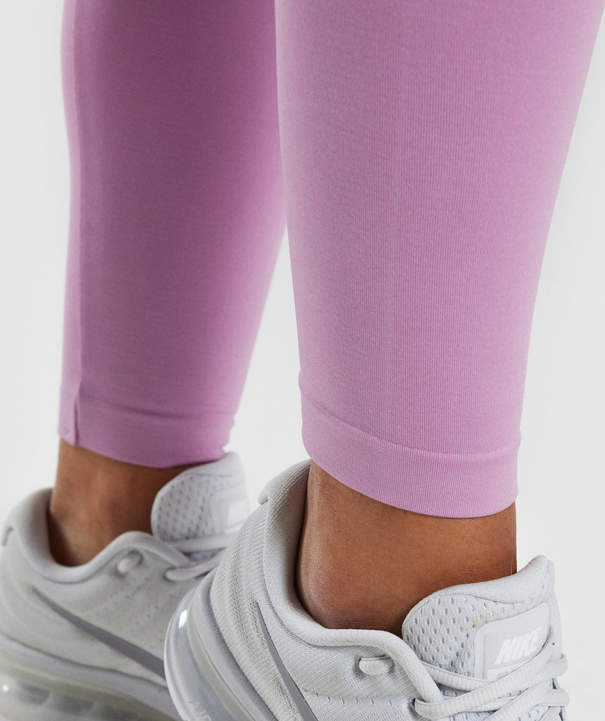 Gymshark Fit Leggings - Pink 6