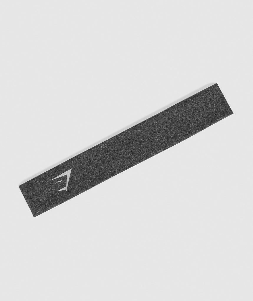 Gymshark New Era GS Headband - Black 1