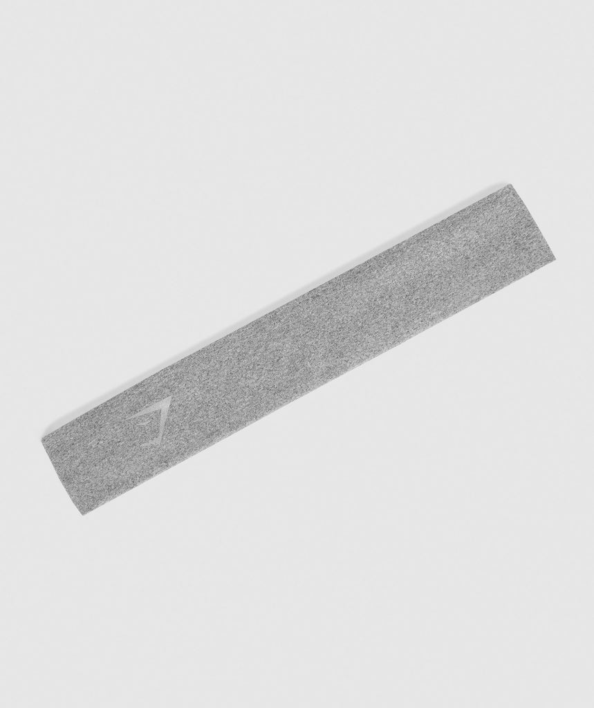 Gymshark New Era GS Headband - Charcoal 1