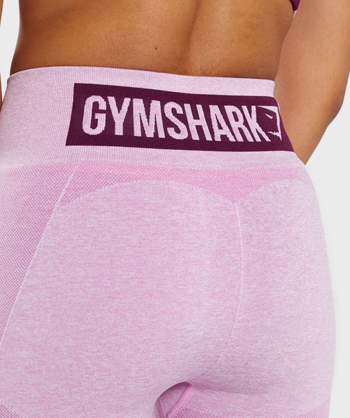Gymshark Flex High Waisted Leggings - Pink 4