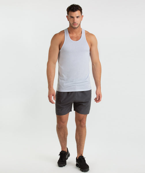Gymshark Aerate Stringer - Clear Water 3