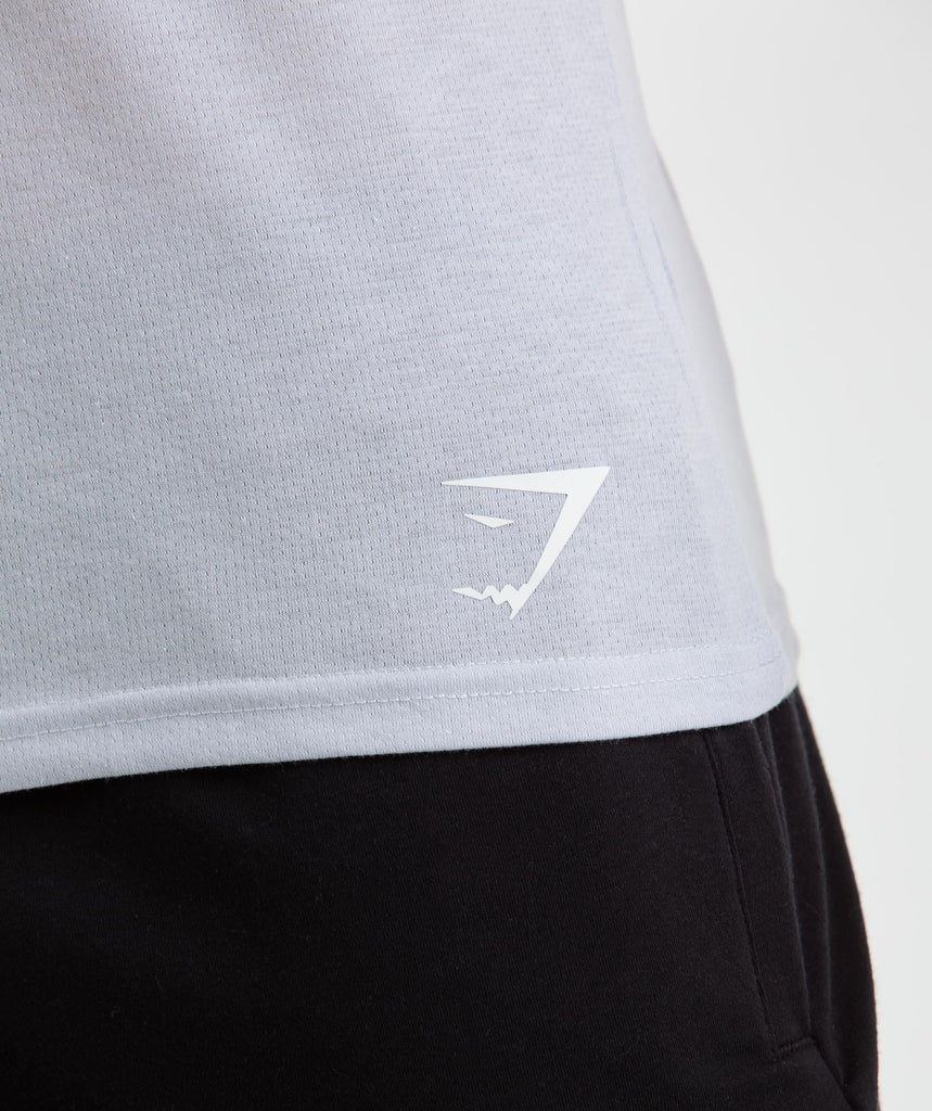 Gymshark Aerate Tank - Clear Water 5